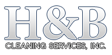 H&B Cleaning Services Logo